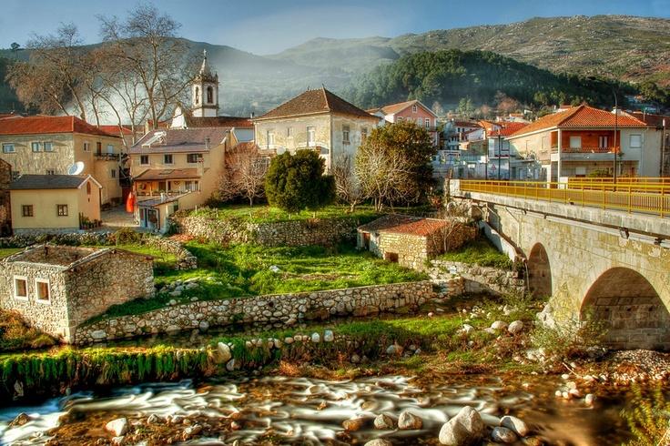 Unhais da Serra, Portugal