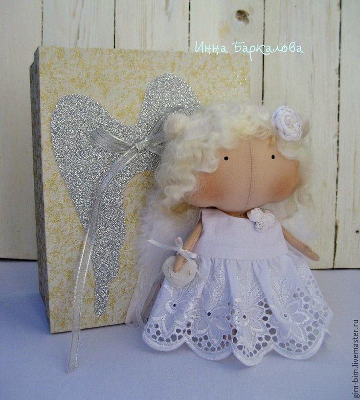 Купить АНГЕЛ) sweetheart Doll - белый, ангел, ангел-хранитель, ангел тильда, тильда