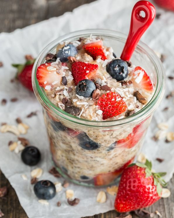 Vegan Overnight Oats — Oh She Glows