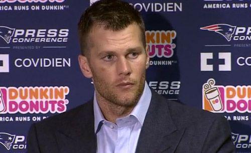 | Tom Brady Press Conference