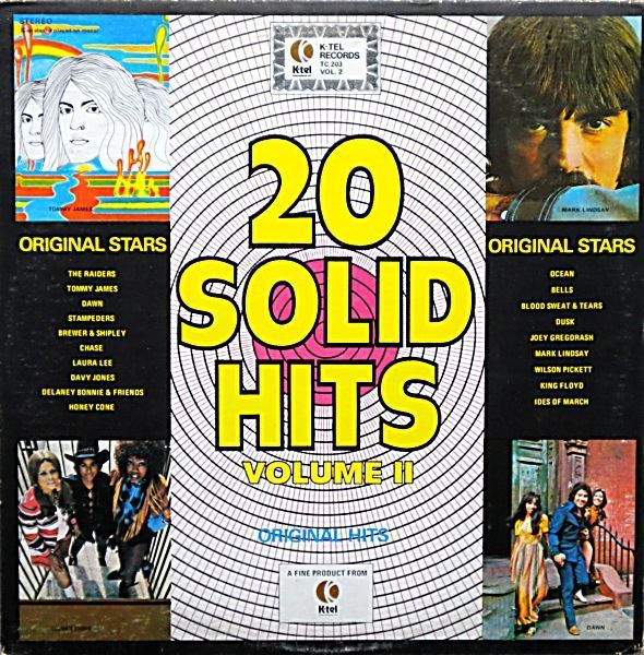 Various - 20 Solid Hits Volume II (Vinyl, LP) at Discogs  1971/compilation