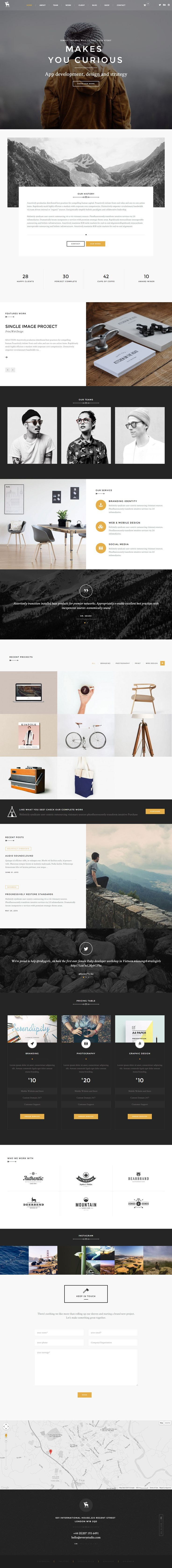 Every is Premium full Responsive Retina #Parallax #WordPress #Portfolio Theme. WooCommerce. Visual Composer. Video Background. Test free demo at: http://www.responsivemiracle.com/cms/every-premium-responsive-one-page-portfolio-wordpress-theme/