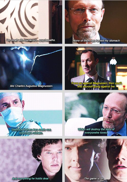 i'm freaking out about this next episode. sherlock his last vow promo gifset