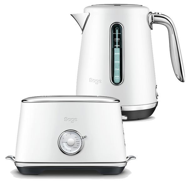 Sage Soft Top Luxe Kettle Smoked