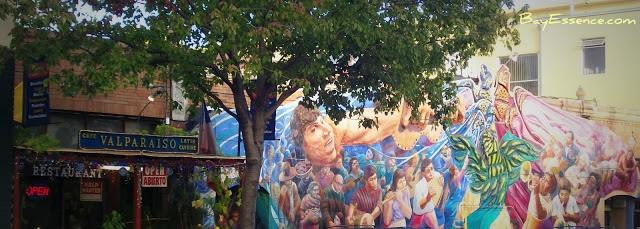 Berkeley, California - Café Valparaíso y la Peña | BayEssence.com