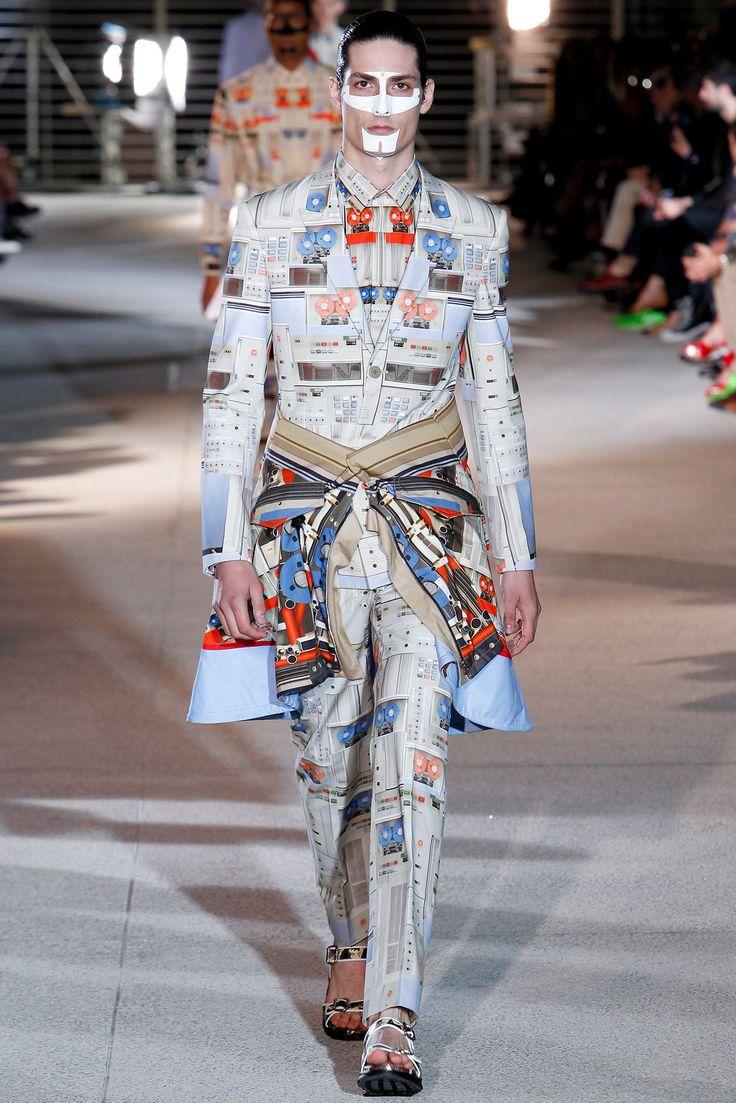 Givenchy Spring 2014 Menswear