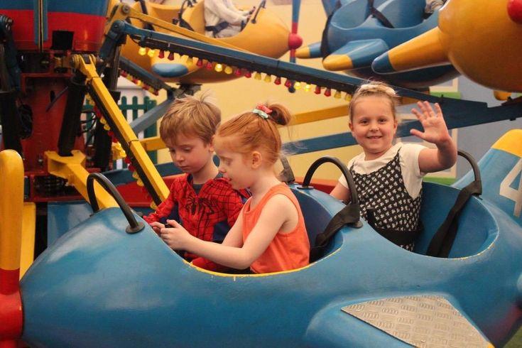 A half term break at Butlins Bognor Regis - entertainment and activities