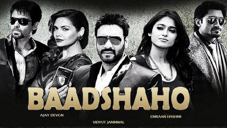 "Film: ""Badshaho""; Cast: Ajay Devgn, Emraan Hashmi, Sanjay Mishra, Ileana d'Cruz, Esha Gupta, Vidyut Jamwal; Director: Milan Luthria; Rating: * 1/2"