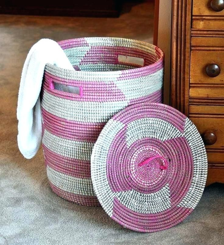 Pink Laundry Hamper With Lid Pink Laundry Hamper With Wheels Fair Trade Laundry Basket Fair Trade Clothes Hamper Pink African Laundry Basket With Lid Fair Trade Pink Laundry Basket Walmart Baskets Pink Laundry Baskets