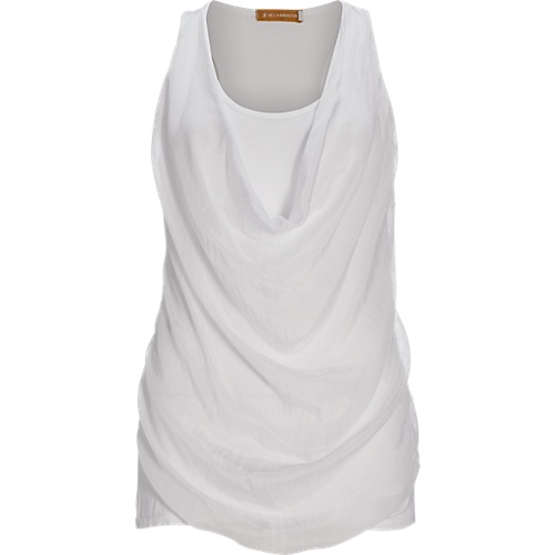 Top, Bella Ragazza Drape Top - The Sting