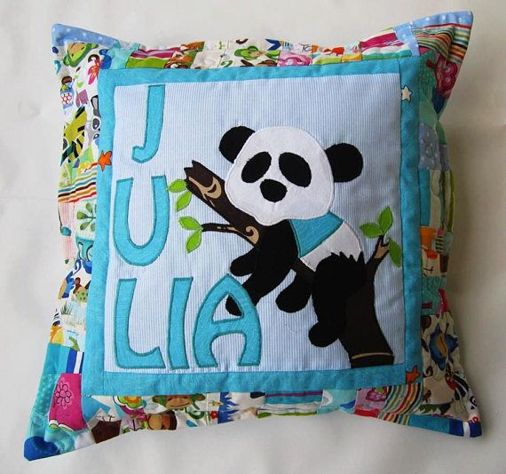 Pillow for Girls  Personalized Pillow Cases for Kids Cover
