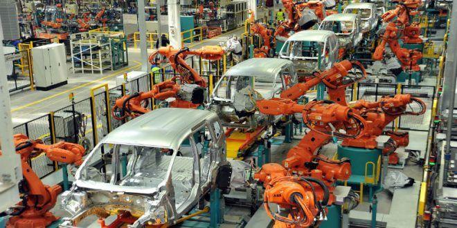 Matematiksel ///  4. Sanayi Devrimi: Akıllı Fabrika Dönemi