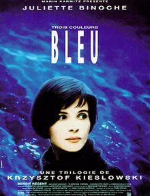 Three Colors: Blue (French: Trois Couleurs: Bleu, Polish: Trzy kolory. Niebieski) is a 1993 French drama film written, produced, and directed by the acclaimed Polish director Krzysztof Kieślowski. Blue is the first of three films that comprise The Three Colors Trilogy, themed on the French Revolutionary ideals of liberty, equality, and fraternity; it is followed by White and Red. According to Kieślowski, the subject of the film is liberty, specifically emotional liberty, rather than its…