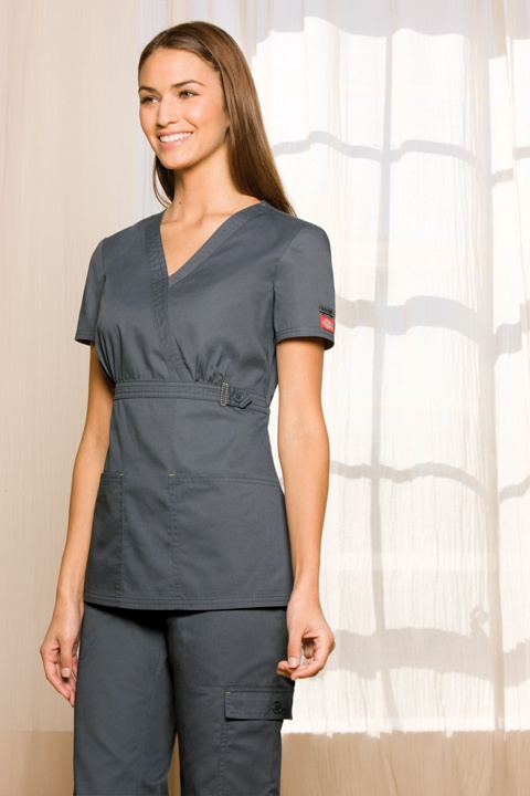Scrubs that actually fit properly! Can't wait to trash my oversized Pima scrubs 