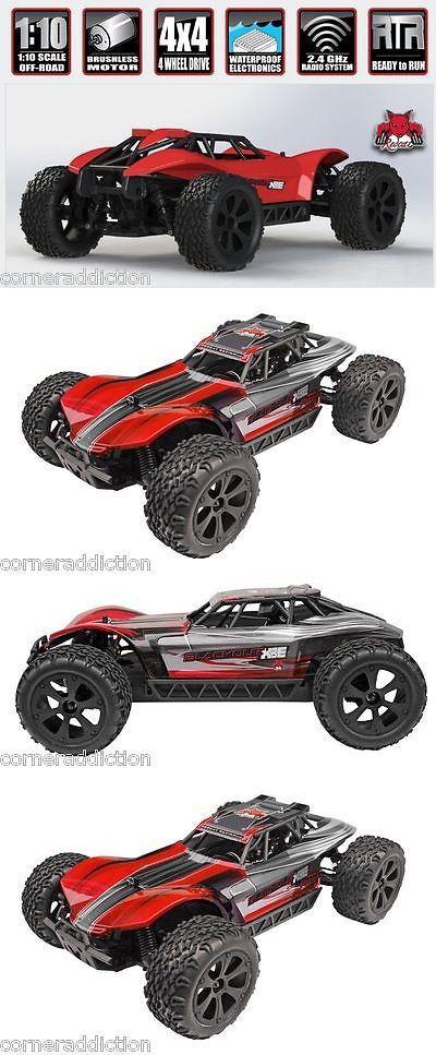Cars Trucks and Motorcycles 182183: Redcat Racing Blackout Xbe Pro 1 10 Brushless Electric Rc Buggy Red -> BUY IT NOW ONLY: $219.99 on eBay!