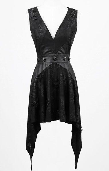 This is like the streetwear for Skyrim vampire ladies.