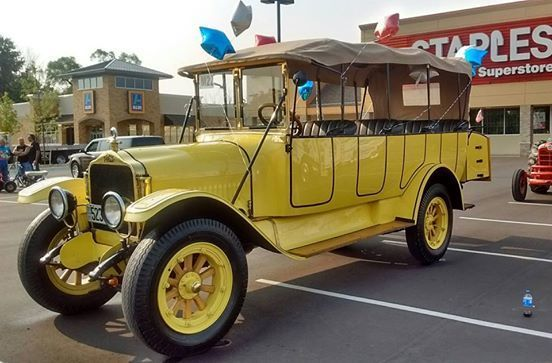 1925 White Yellowstone Park Tour Bus for sale by Owner - Troy, MI | OldCarOnline.com Classifieds