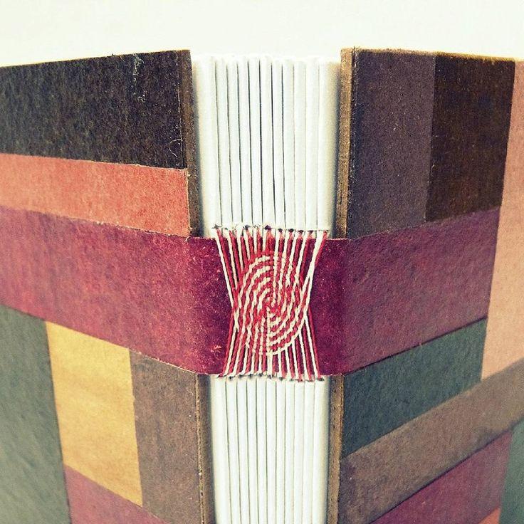 Handmade book by Canteiro de Alfaces