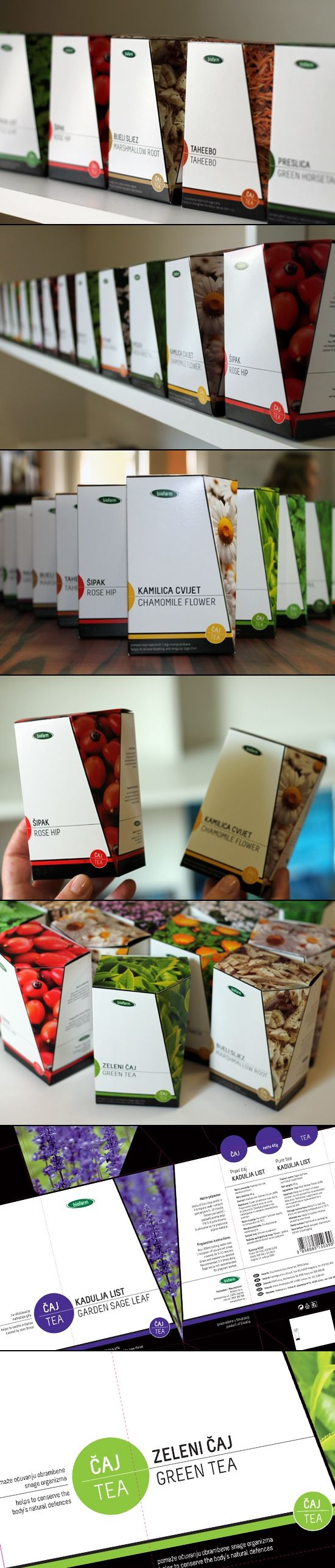 Clever tea #packaging PD