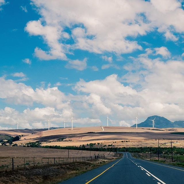 Those turbines. That sky. This moment.   #viewfromtheroad #barloworldtransport #meetsouthafrica #southafrica #roadlovers #openroad #ontheroad #beautifuldestinations #roadshots #fromwhereisit #thisissouthafrica #southafricaletsme #shotleft #wanderlust #exploremore #southafricathroughmyeyes #sirlowryspass #westerncape (scheduled via http://www.tailwindapp.com?utm_source=pinterest&utm_medium=twpin&utm_content=post107906321&utm_campaign=scheduler_attribution)