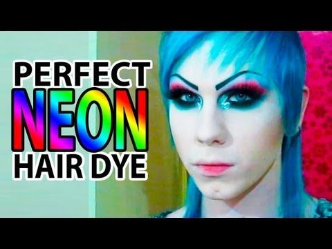 How to get perfect neon hair colour; using Directions, Manic Panic or Special Effects hair dye!  I FORGOT TO MENTION - FOR BEST RESULTS USE ON BLEACHED HAIR!    If you have any questions that I haven't covered, please comment and I'll try and respond!    Beeunique website (check it out for Hair dye gallery and to purchase dye online)  http://www.beeun...