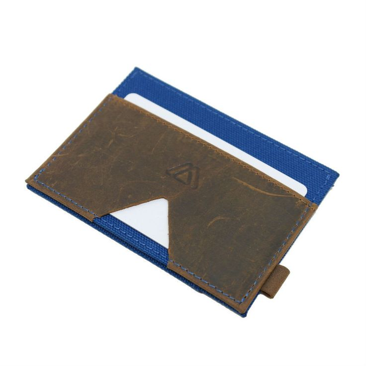 #MARK #CARDHOLDER #WALLET #ROYAL #BLUE