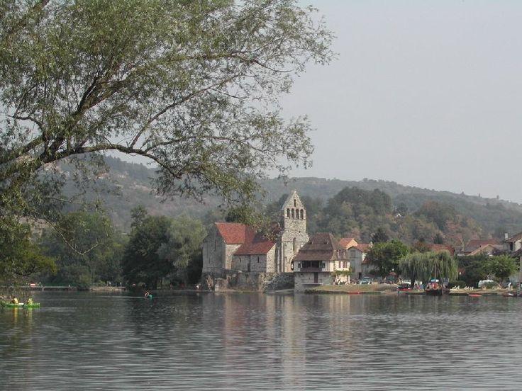 Dordogne cours d'eau Dordogne Aquitaine