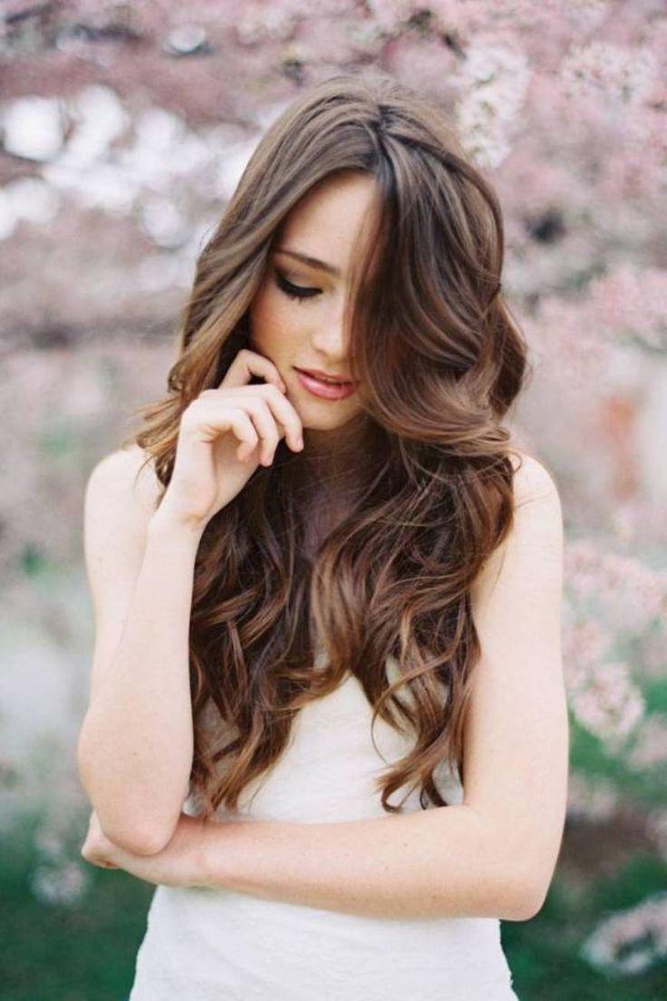 Best 25 Loose curls hairstyles ideas on Pinterest