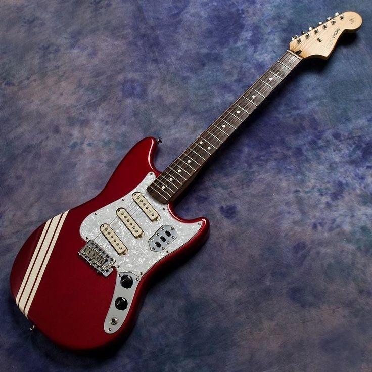 Fender Mexico CYCLONE II