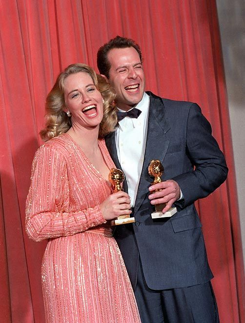 cybill shepherd and bruce willis relationship