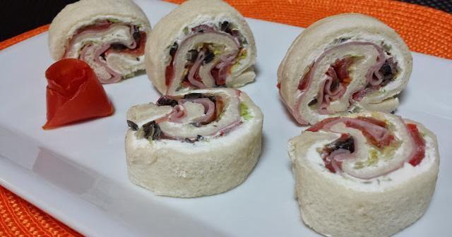 Recetas de picoteo con pan de molde