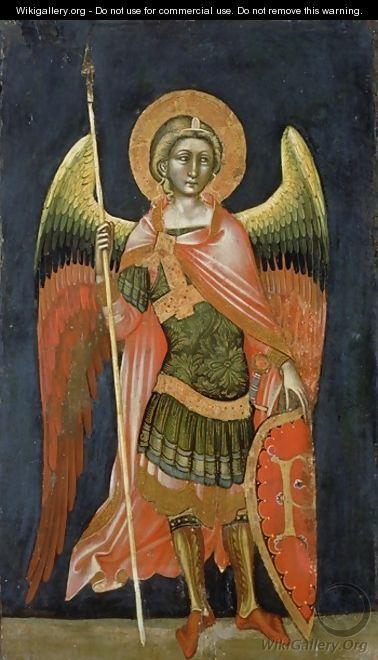 Warrior angel - Ridolfo di Arpo Guariento