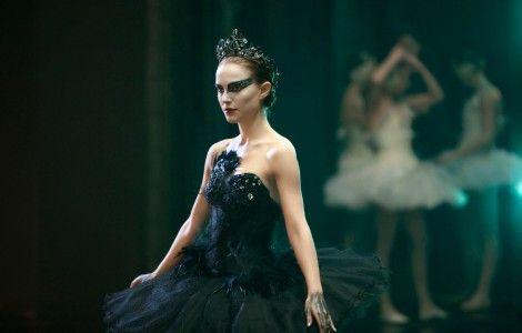 Imagen gratis de la actriz Natalie Portman, en la película, el cisne negro, en HD.