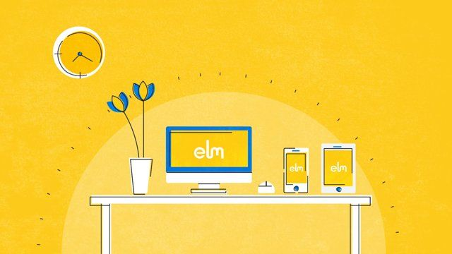 This is a promotion animation for ELM.  Direction / Design / Motion / Sound - Rachael Park