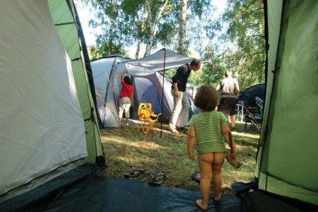 Zelten mit Kindern - Checkliste