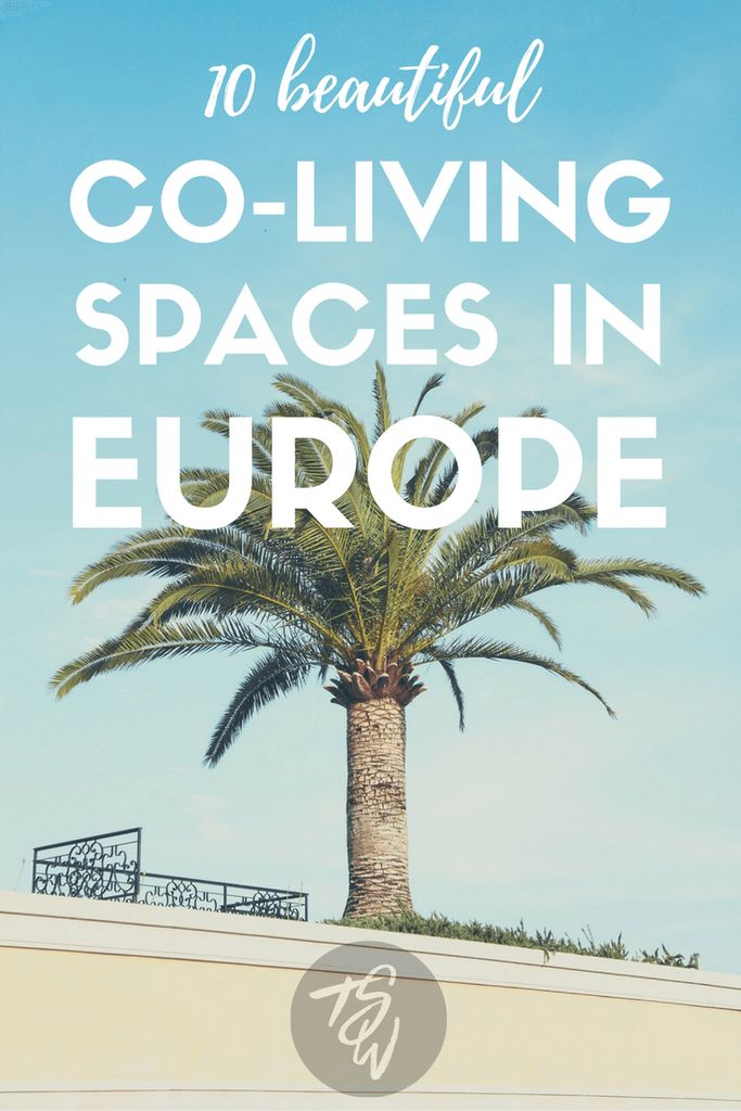 Digital nomad? Enjoy these beautiful European co-living spaces for your next workation