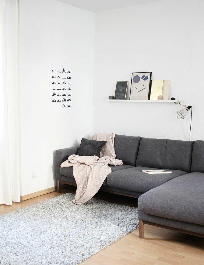 41 Images De Canape D Angle Gris Qui Vous Inspire Canape Angle Gris Canape Angle Mobilier De Salon