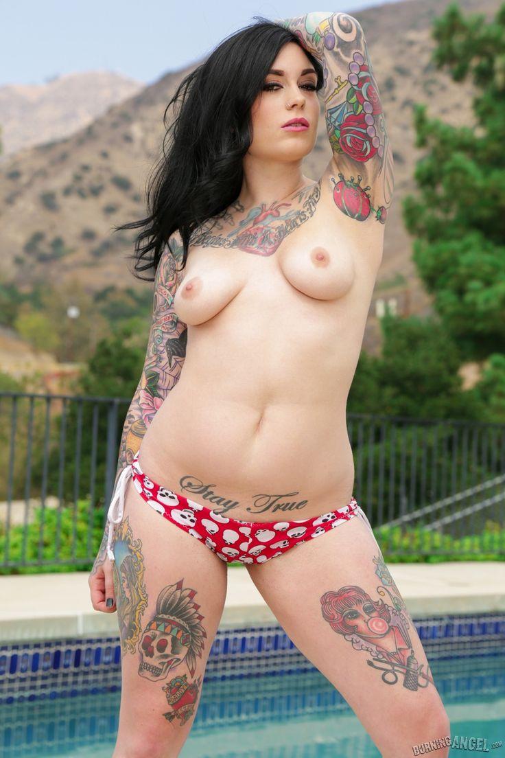 tattoo Xxx girls with