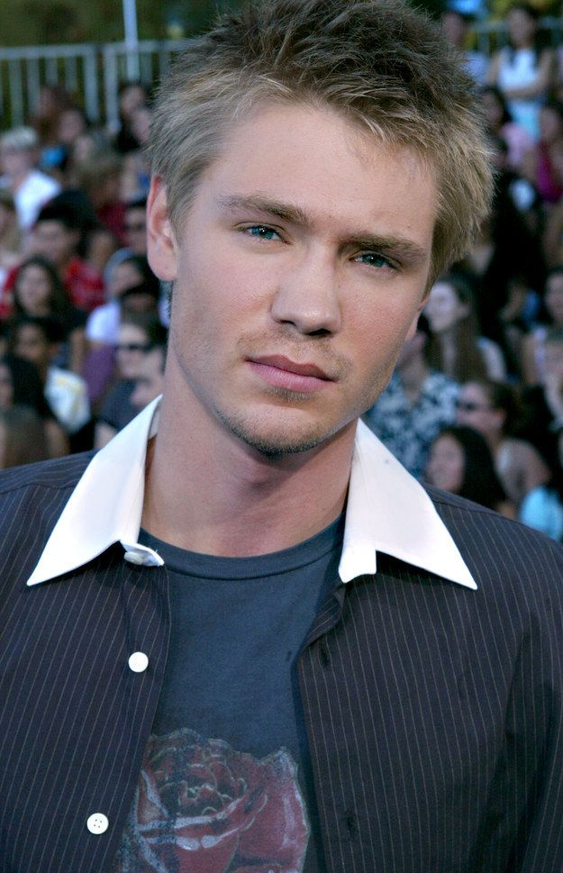 Chad Michael Murray | 39 Absolute Hotties Everyone Crushed On In The '00s
