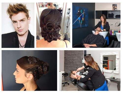 17 Best ideas about Coiffeur Visagiste on Pinterest | Haut chignon ...