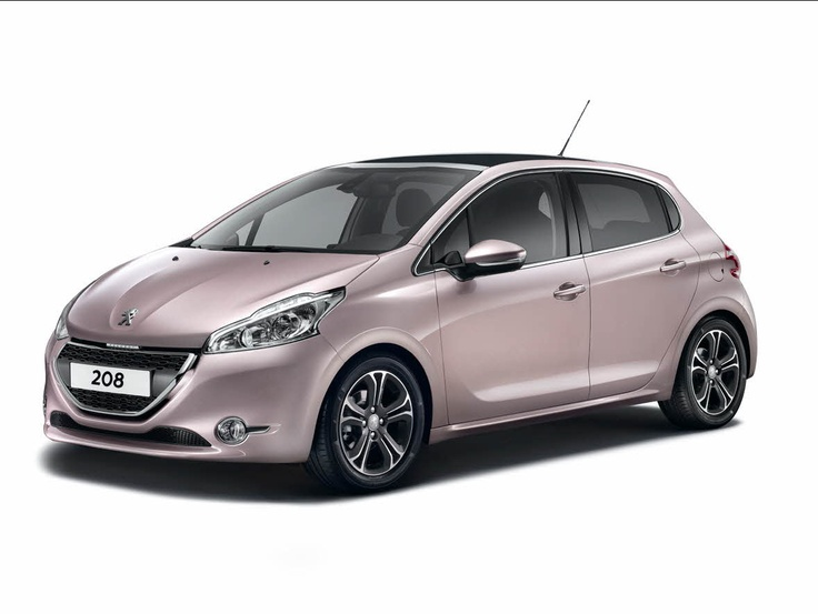 The stunning new Peugeot 208
