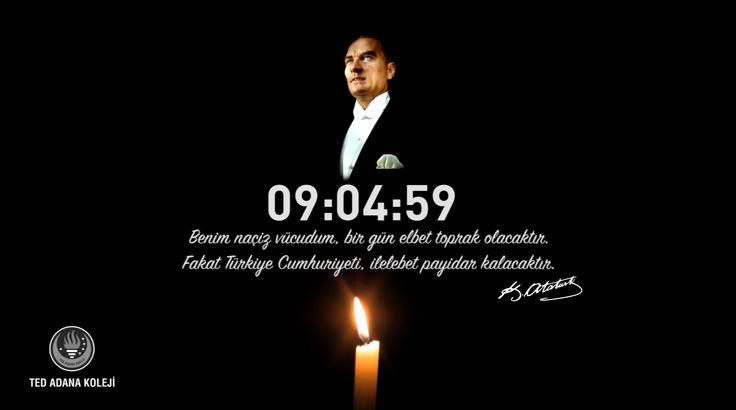 """@Behance projeme göz atın: """"Ted Adana Koleji - 10 Kasım Atatürk"""