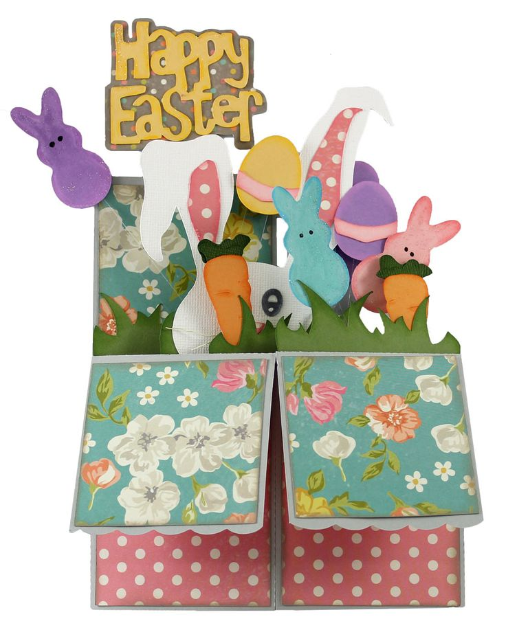 rocking diy easter cards 82 best images about cricut lori whitlock all occasion box 5340