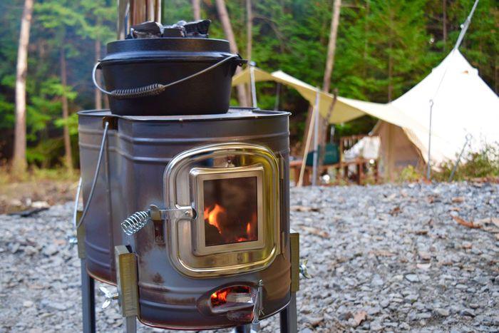 冬キャンプはここで決まり 薪ストーブがレンタルできる個性豊かなキャンプ場7選 ストーブ 薪ストーブ キャンプ場