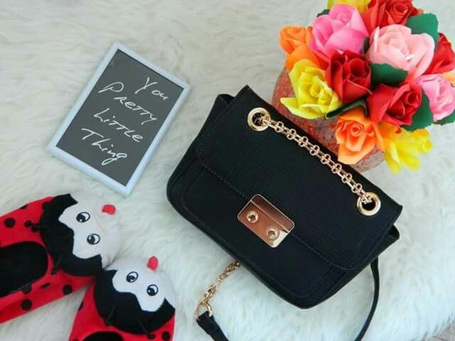 Black bag <3