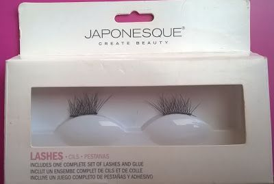 REVIEW: Japonesque (half) lashes