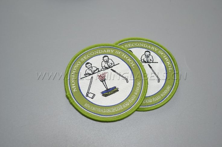 Product No:woven-patches-0094