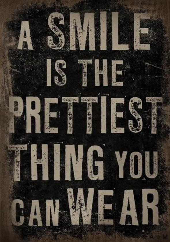 So true! And it's one size fits all and goes with everything in your closet!