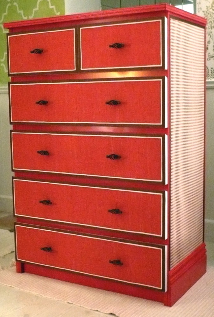 Wow, can hardly believe this use to be an Ikea Malm Dresser!!