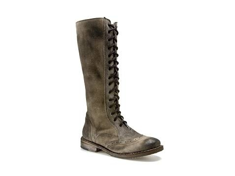 .: Lace Up Boots